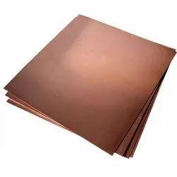 Beryllium Copper Plate C17000
