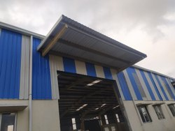 Canopy Sheet Metal Fabrication Service