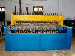 Construction Welded Wire Mesh Machine