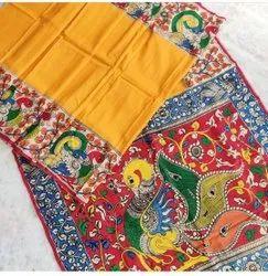 Pongal Festival Linen Saree