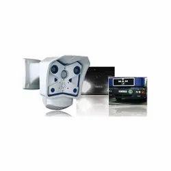 Dual Night Camera, Camera Range: 15 to 20 m