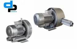 10 HP Double Stage Ring Blower