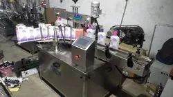 Automatic Double Sticker Labeling Machine