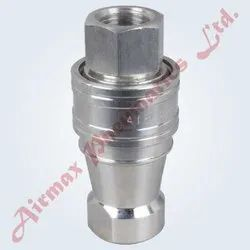 Quick Release Coupling Double Shut Off (Double Check)