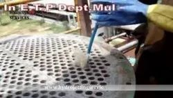 Evaporator Tube Cleaning Services