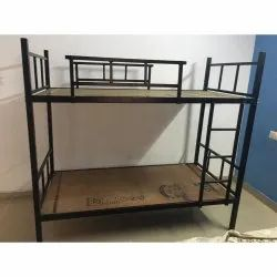 Hostel Bunk Bed, Size: 1800mm X 900mm X 1800mm