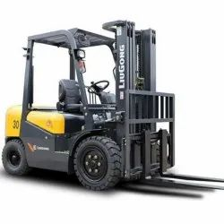 CPCD30- 3 Ton Diesel Solid Tire Forklift