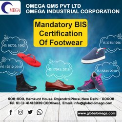 Bis Certification Consultancy of All Footwear