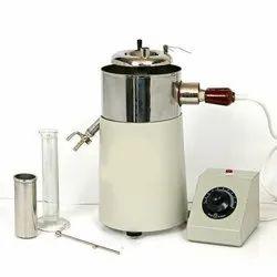 Saybolt Viscometer Apparatus Manual