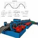 Highway GurdRail Roll Forming Machine