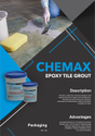 Chemax Epoxy Tile Grout