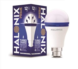 Round Cool daylight 12 Watt Halonix Inverter Led Bulb