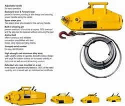 Pulling And Lifting Machine Heavy Duty