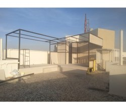 Rapicon Panel Prefabricated Roofing Shed