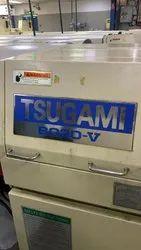Tsugami B020C-V With Fedek 26 Dia Barfeeder