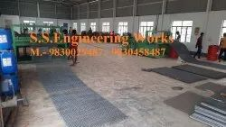Crimped Wiremesh Weaving Machine