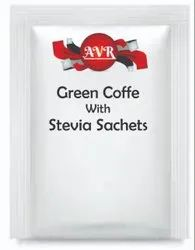 Green Coffee with Stevia Sachets