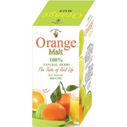 Orange Malt, Packaging Size: 400 ml
