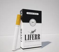 LIFERR - An Ayurvedic Smokes - 100% Tobacco & Nicotine Free Smokes - Clove Mix