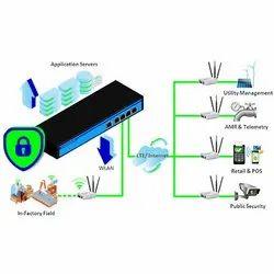 UCE852-001多万VPN集中器