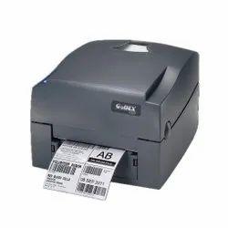 Godex G500 Barcode Printer, Max. Print Width: 108 mm, Resolution: 203 DPI (8 dots/mm)