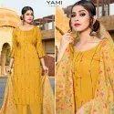 Fancy Disigner Multi Work Suit Salwar