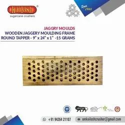 Om Kailash Wooden Jaggery Moulds 15 Grams