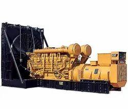 3516B Three Phase Caterpillar Diesel Generator Set