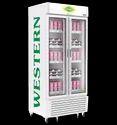 Icecream Scooping Cabinets
