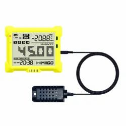 Blue-H-B-THIE Programmable Digital Thermo Hygrometer