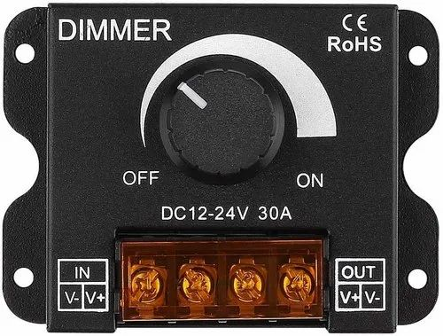 30 Ampere Adjustable Dimmer Switch For, Outdoor Dimmer Switch