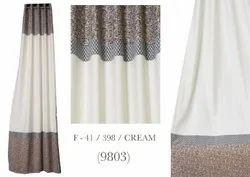 Printed Living Room Designer Curtain, For Door