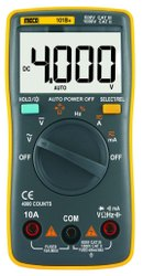 MECO 101B DIGITAL MULTIMETER