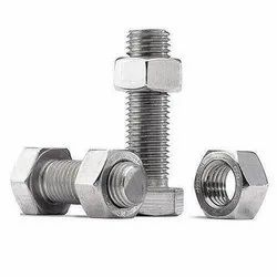 Hestelloy Nut Bolt