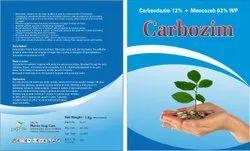 Carbendazim 12% And Mancozeb 63% WP