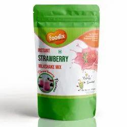 Instant Strawberry Milkshake Mix
