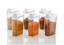 Easy Flow 1100 Ml Food Storage Container