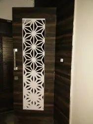 Designo Interior Wooden Safety Door, For Home