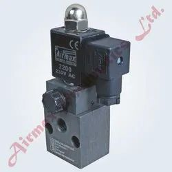 3/2 Way Poppet Type Sugar Valve
