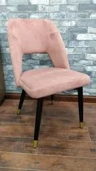 Suede Restaurant chair