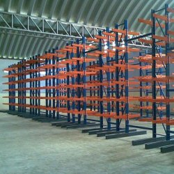 Galvanized Mild Steel Cantilever Rack