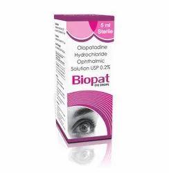 Olopatadine Hydrochloride Eye Drops