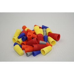 Plastic wire Nuts