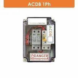ACDB DCDB Solar Box