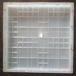 Ludo Chequered Tile Mould