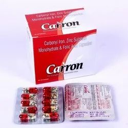 Carbonyl Iron 100 Mg Capsule