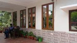 Open UPVC Window