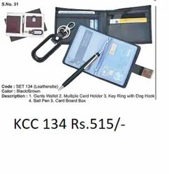 4 In 1 Wallet Set - Corporate Gifts