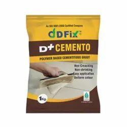 D Fix D+ Cemento Polymer Grout, Joint Width: 1-12 Mm