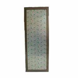 Aluminium Decorative Door, Single